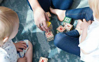 Becas de la CAM para Educación Infantil (ciclo I)